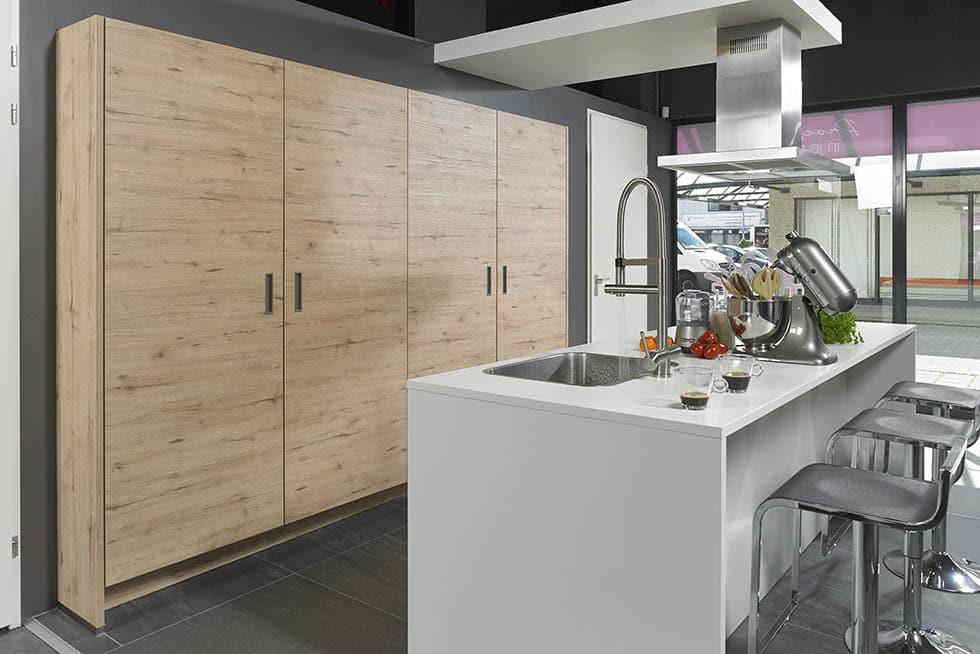 Keukenstunter Artwood